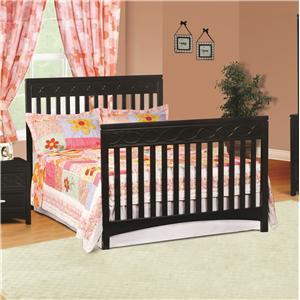 Simmons Kids Callisto 4-in-1 Crib