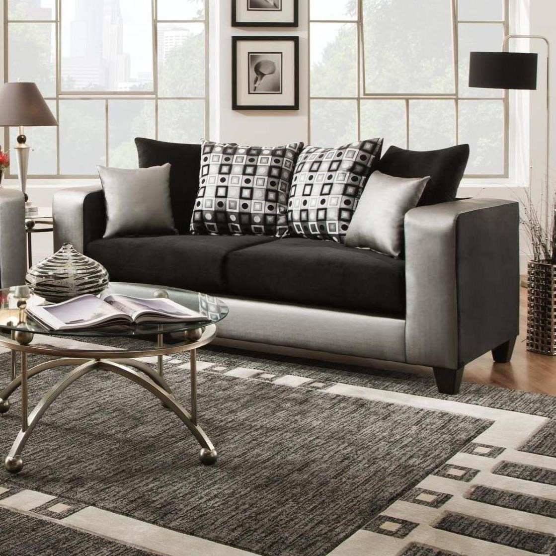 4120 Sofa by Delta Furniture Manufacturing at Dream Home Interiors