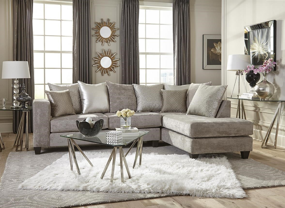 4126 - Sectional Sectional by Delta Furniture Manufacturing at Dream Home Interiors