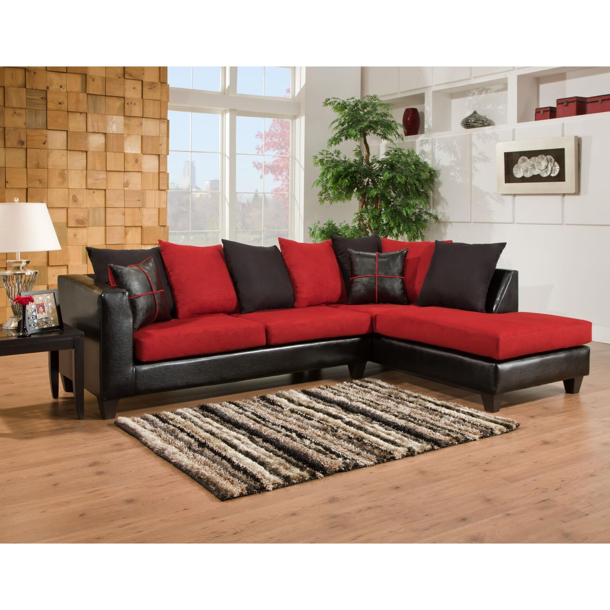 4184 Sectional by Delta Furniture Manufacturing at Dream Home Interiors