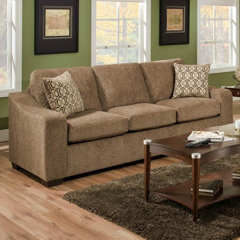 Texaco Group Sofa by Delta Furniture Manufacturing at Dream Home Interiors