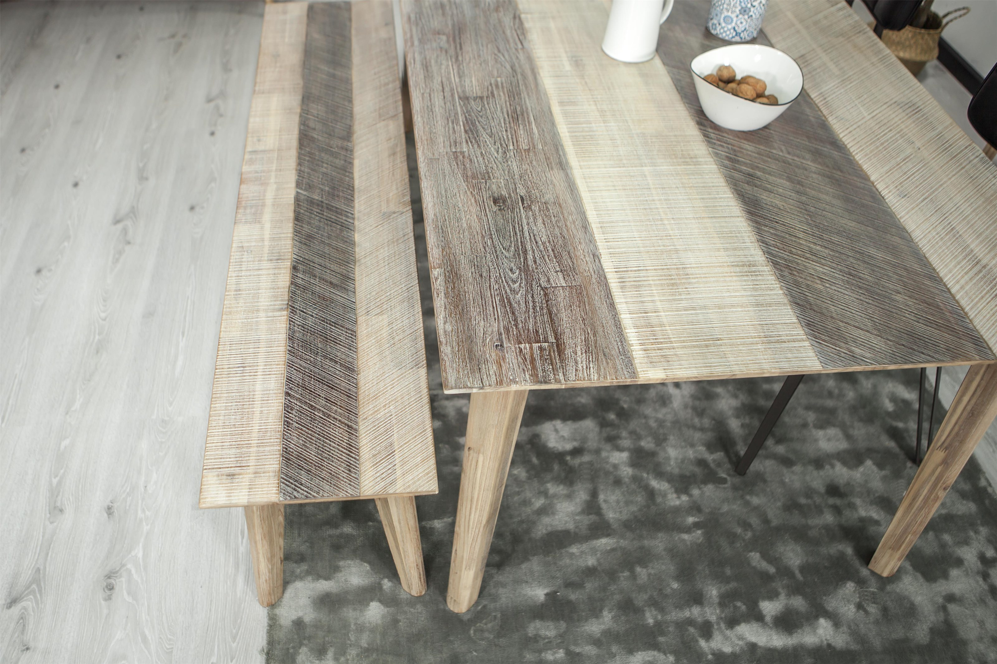 Sage Dining Bench by Design Evolution at Red Knot