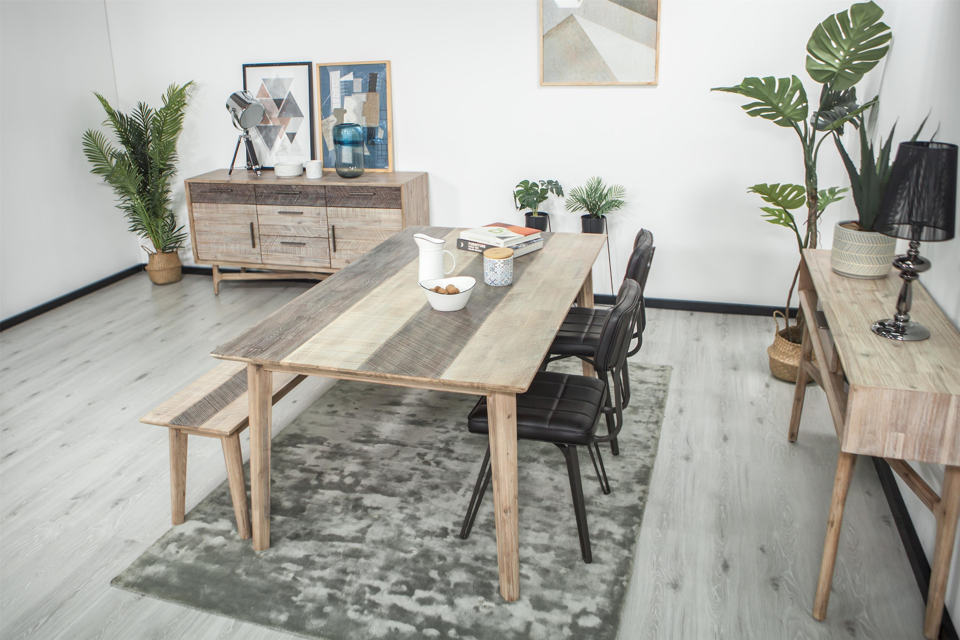 Sage Dining Table by Design Evolution at Red Knot
