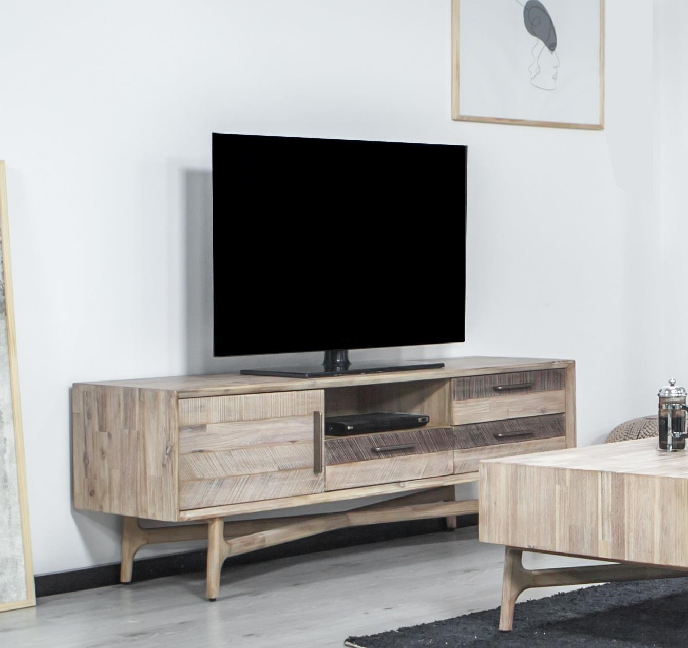 Sage TV Stand by Design Evolution at Red Knot