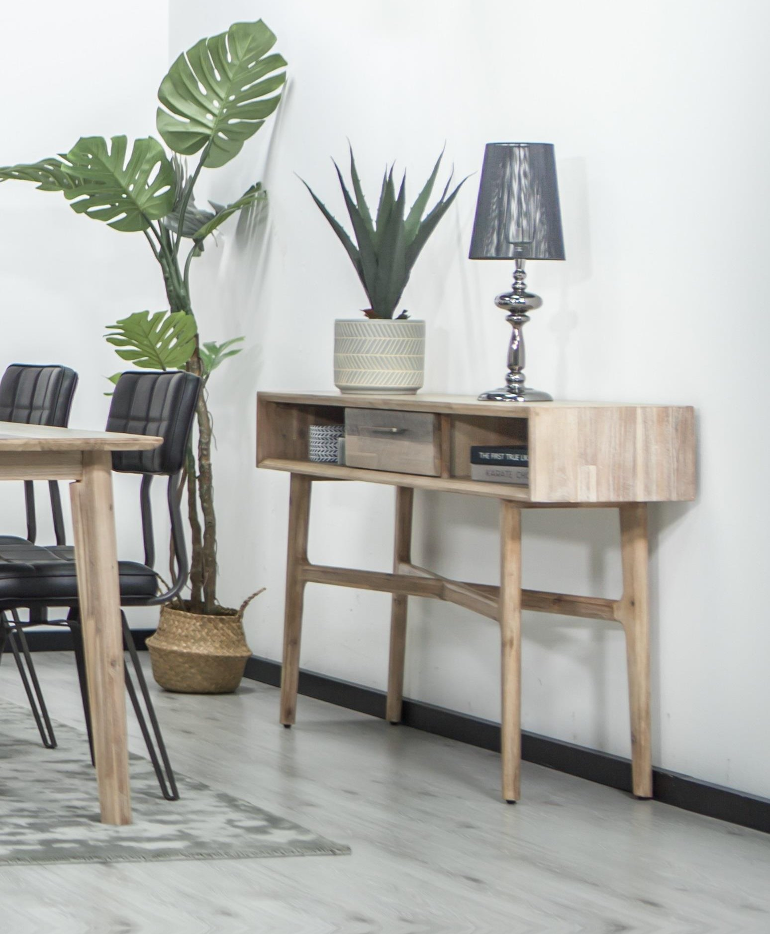 Sage Console Table by Design Evolution at Red Knot