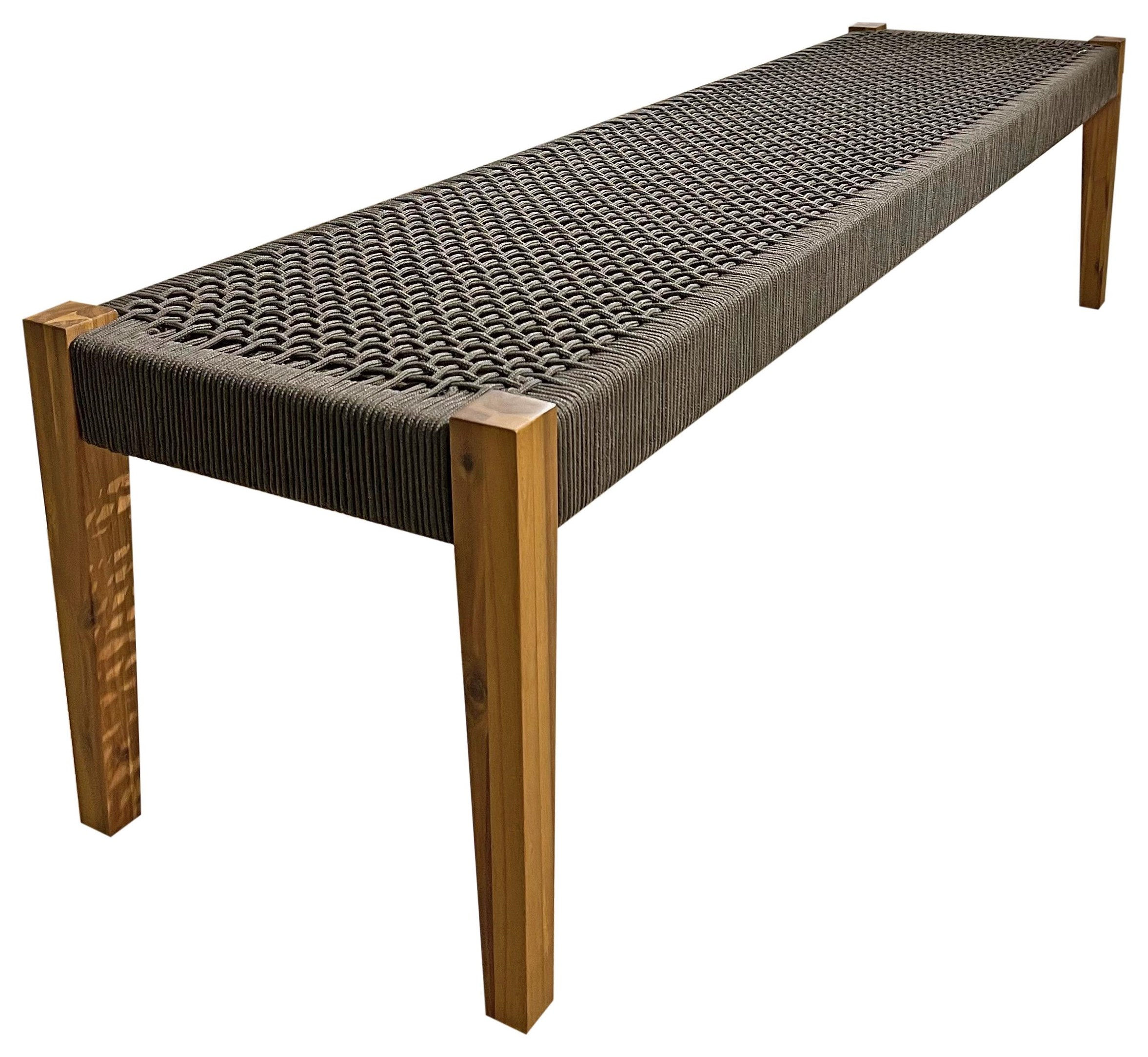 Sienna Bench by Design Evolution at HomeWorld Furniture
