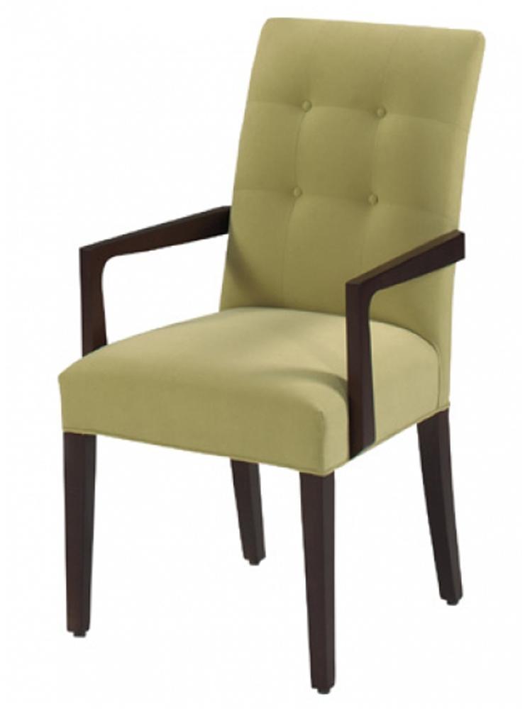 Chairs  Atlanta Arm Chair by Designmaster at Alison Craig Home Furnishings