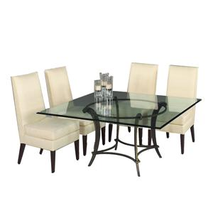 Designmaster Tables Bayport Square Top Table