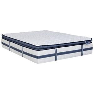 Queen Plush Pillow Top Mattress