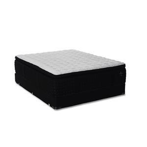 Shadow Plush Pillow Top Queen Matt & Box Spr