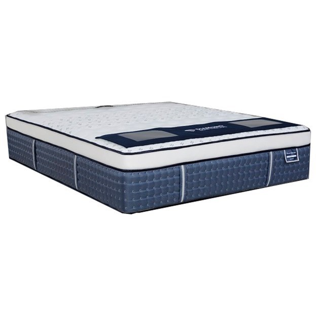 Full Med. Firm Euro Top Mattress