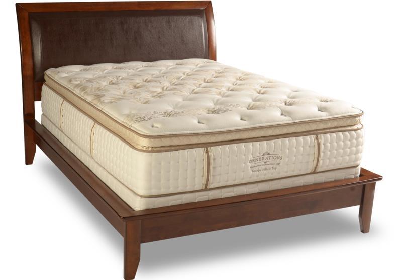 King Pillow Top Mattress Set