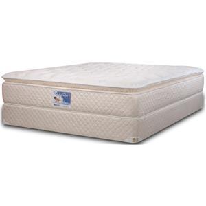 Diamond Mattress Perfect Rest Isabella Twin Pillow Top Mattress