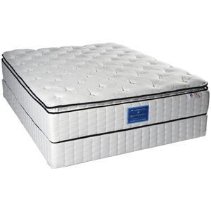 Diamond Mattress Spinal Comfort Surfside Twin Pillow Top Mattress