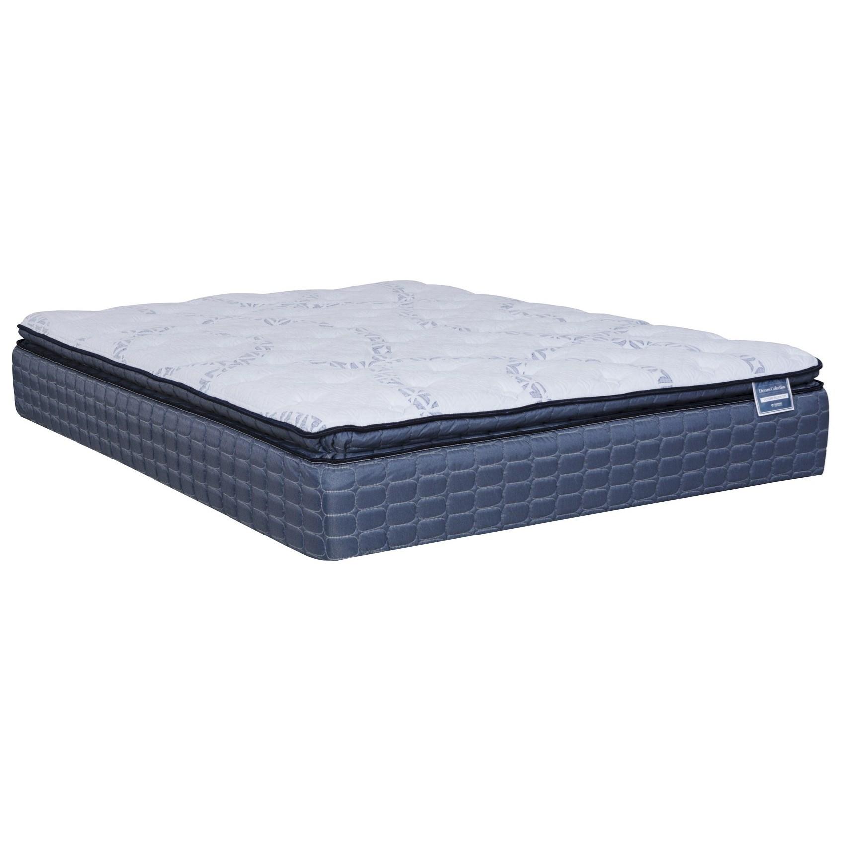 Cal King Pillow Top Innerspring Mattress