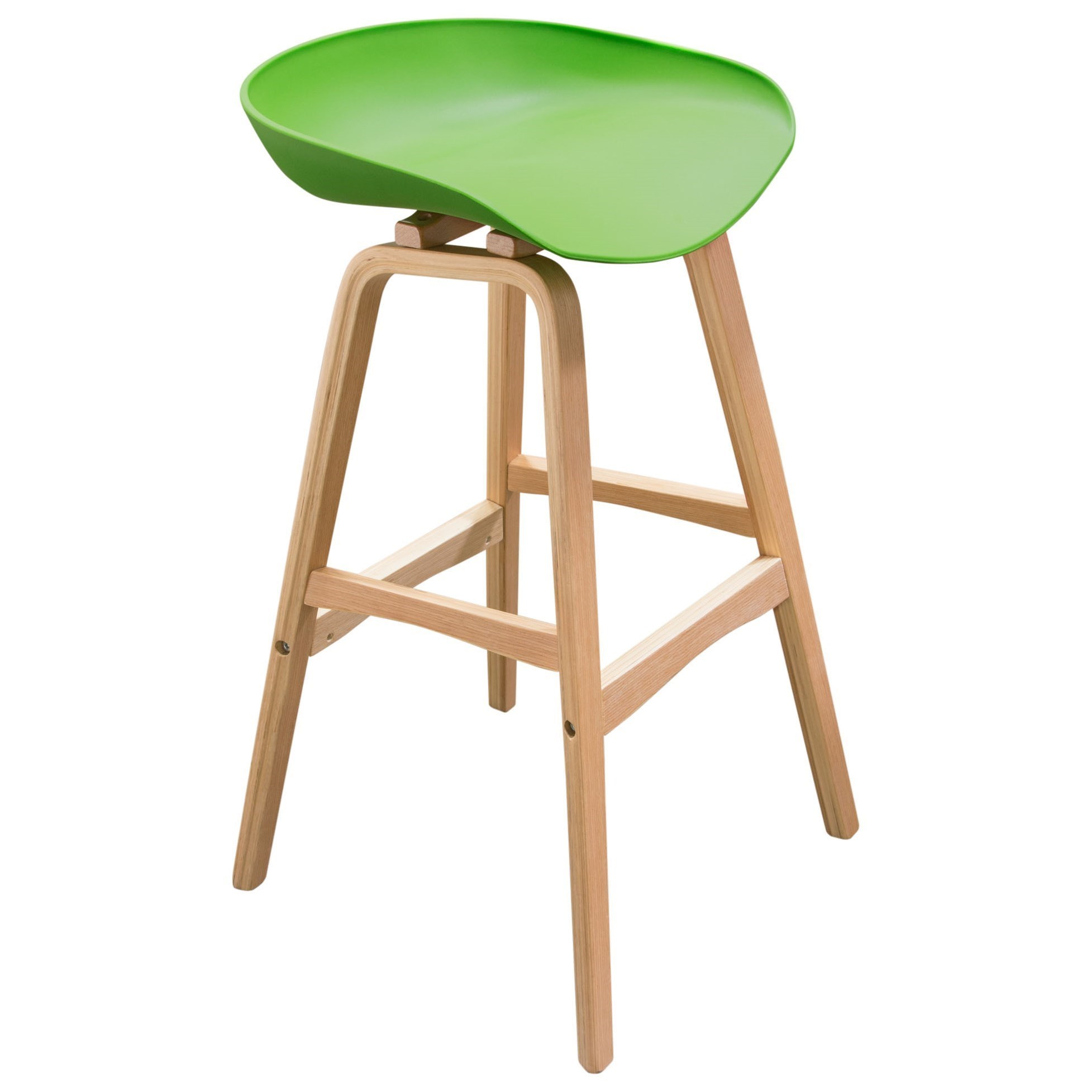 Brentwood Bar Stool by Diamond Sofa at Red Knot
