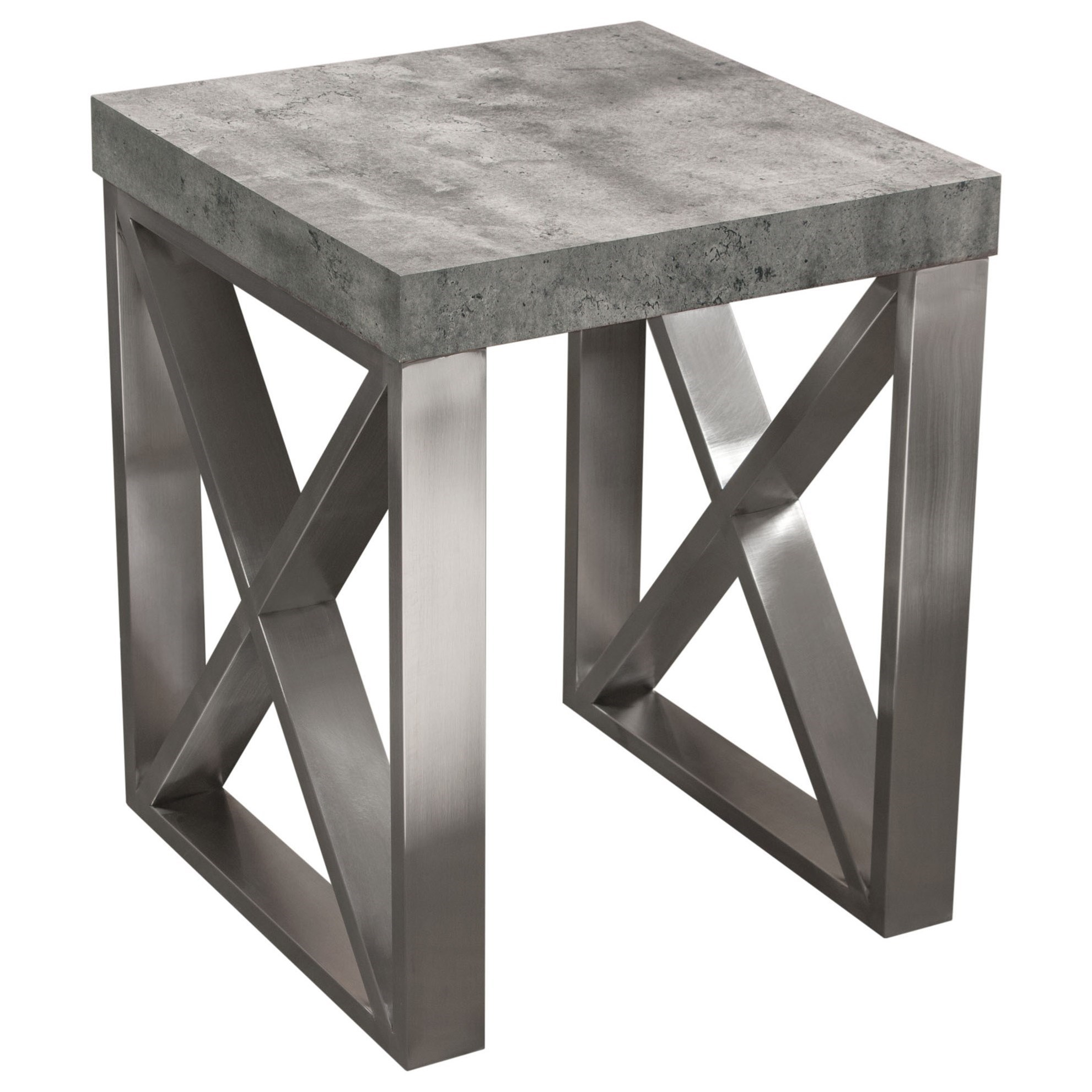 Carrera Tables End Table by Diamond Sofa at Red Knot