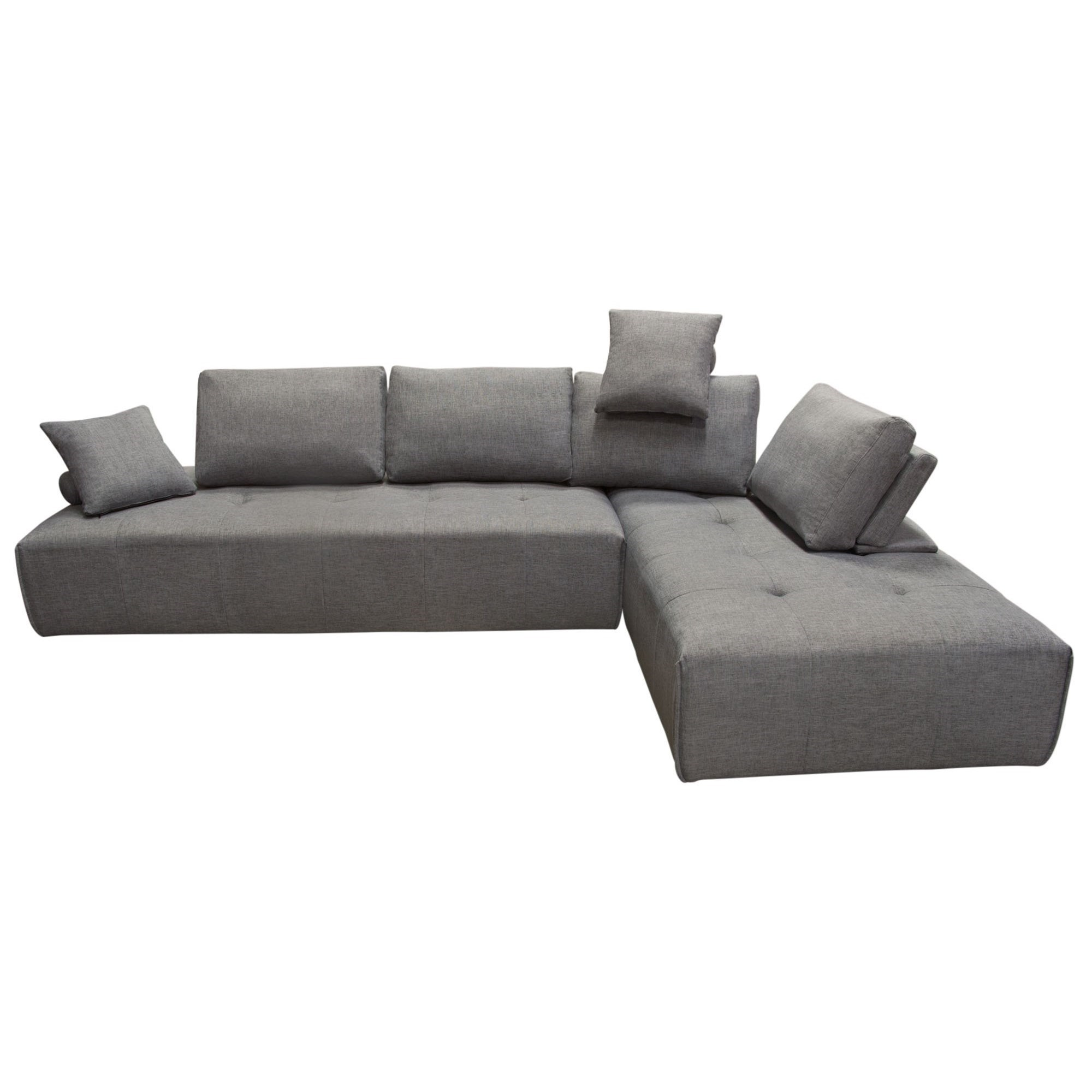 Cloud Sectional by Diamond Sofa at HomeWorld Furniture