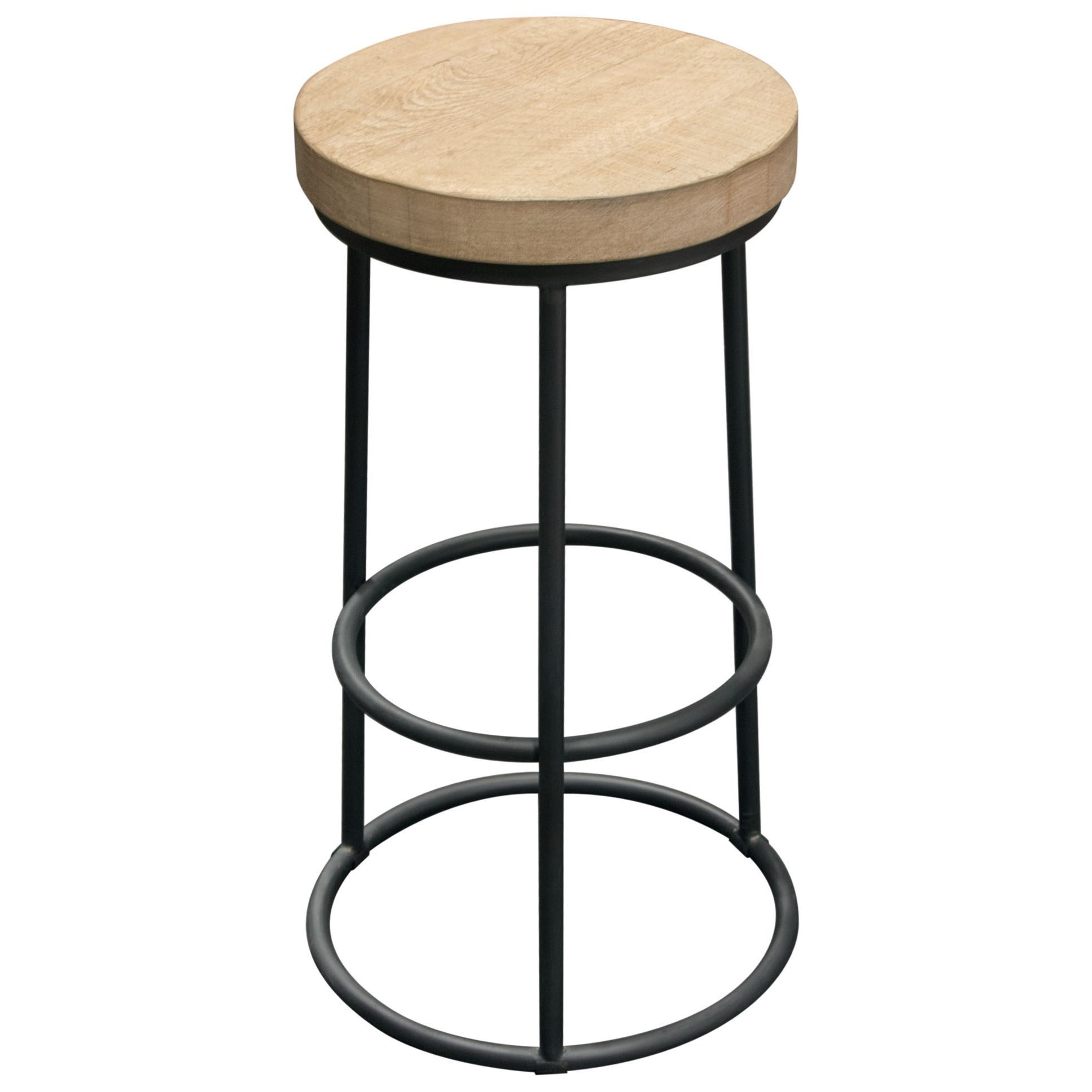 Cooper Bar Stool  by Diamond Sofa at Red Knot