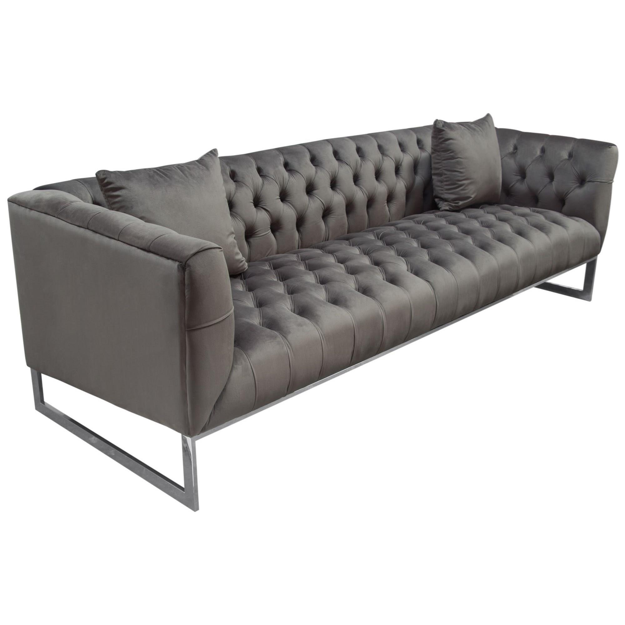 Crawford Sofa by Diamond Sofa at Red Knot