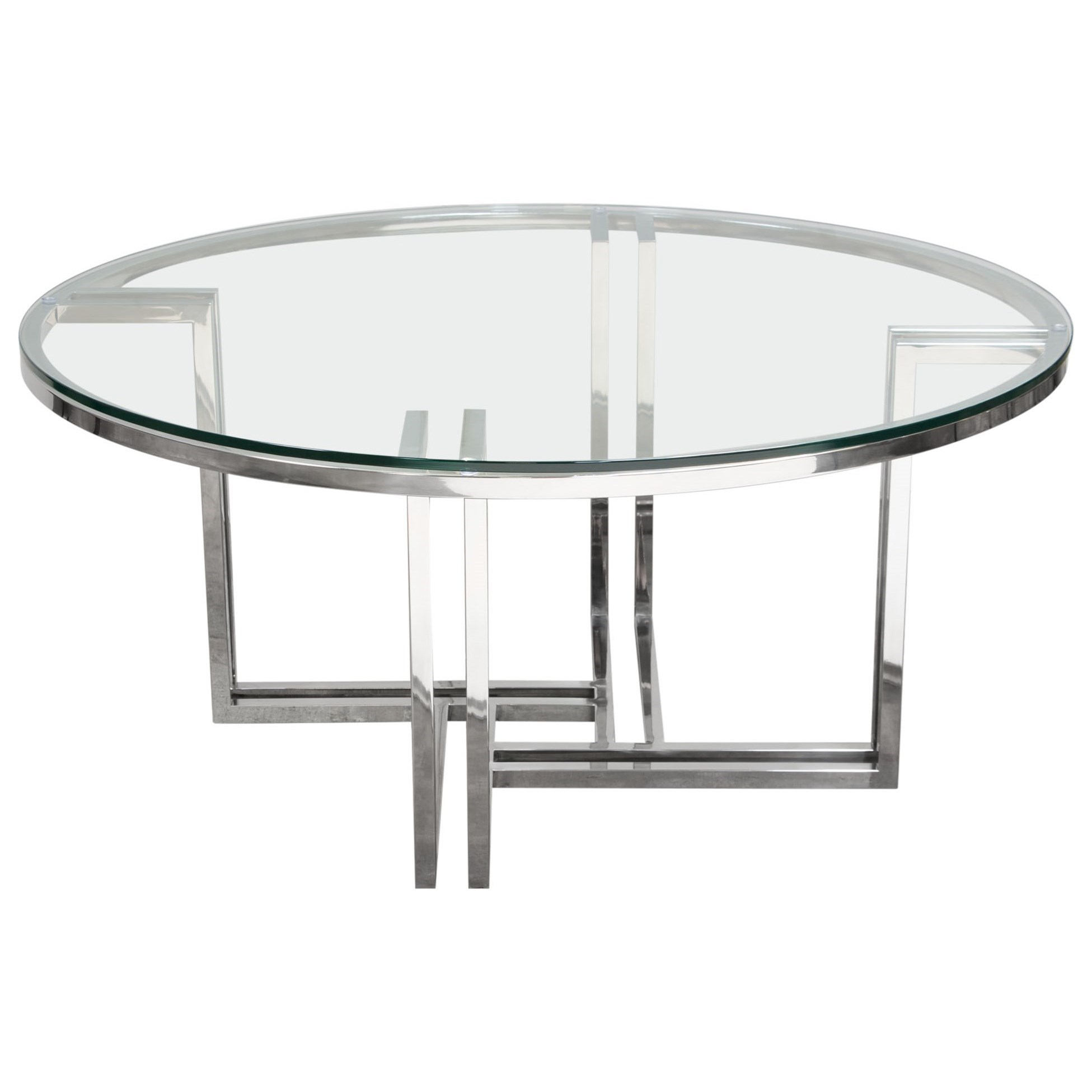 Deko Cocktail Table by Diamond Sofa at Red Knot