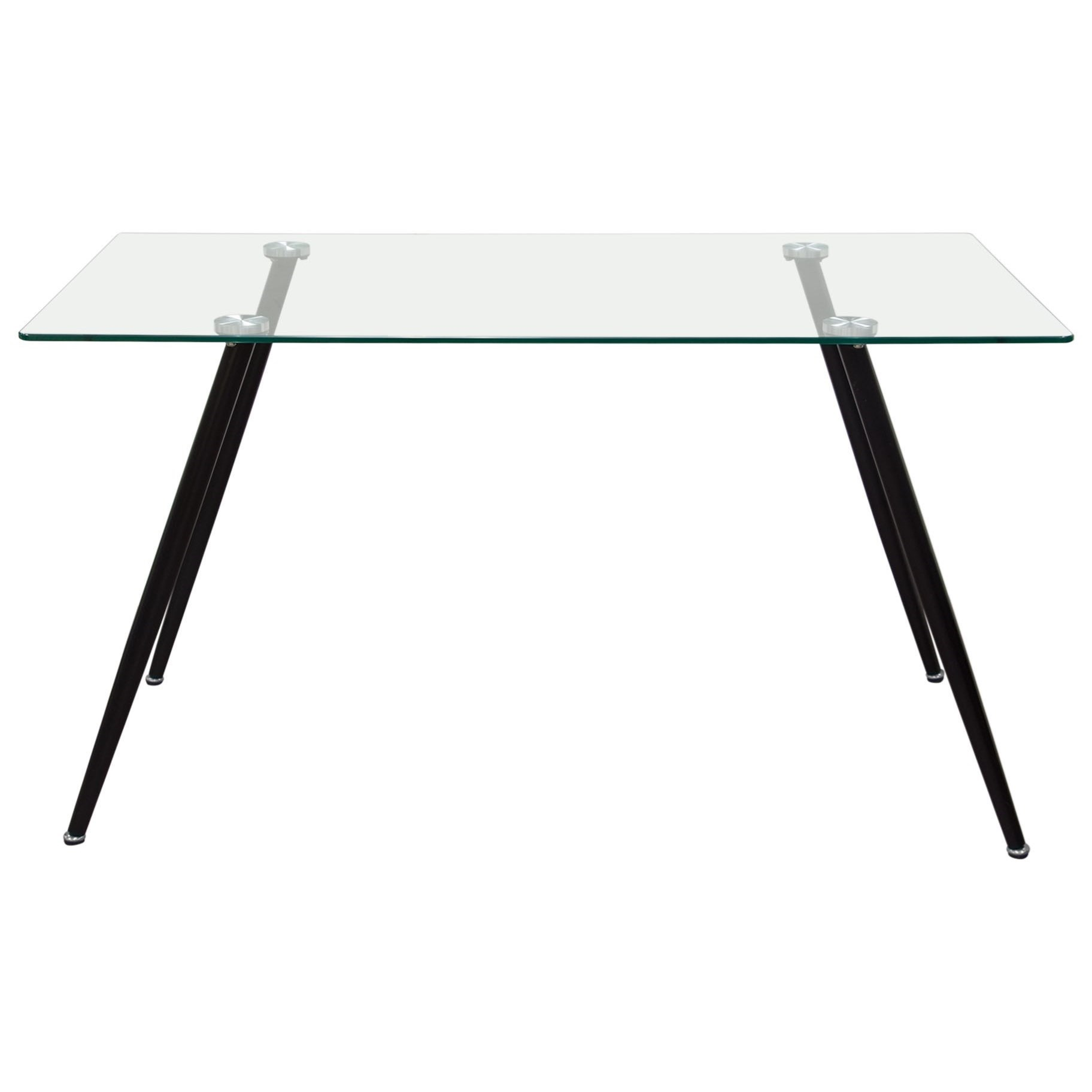 Finn Dining Table by Diamond Sofa at Red Knot