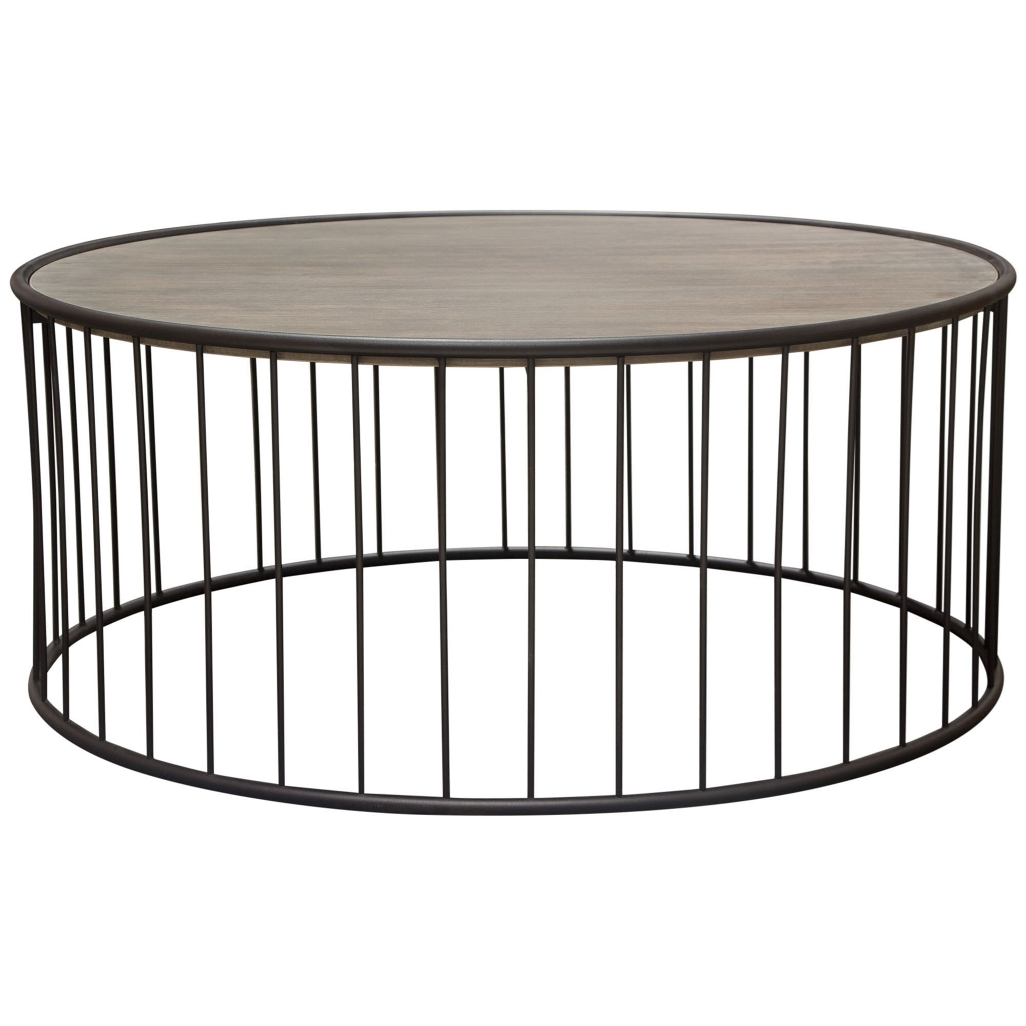 Gibson Cocktail Table by Diamond Sofa at HomeWorld Furniture