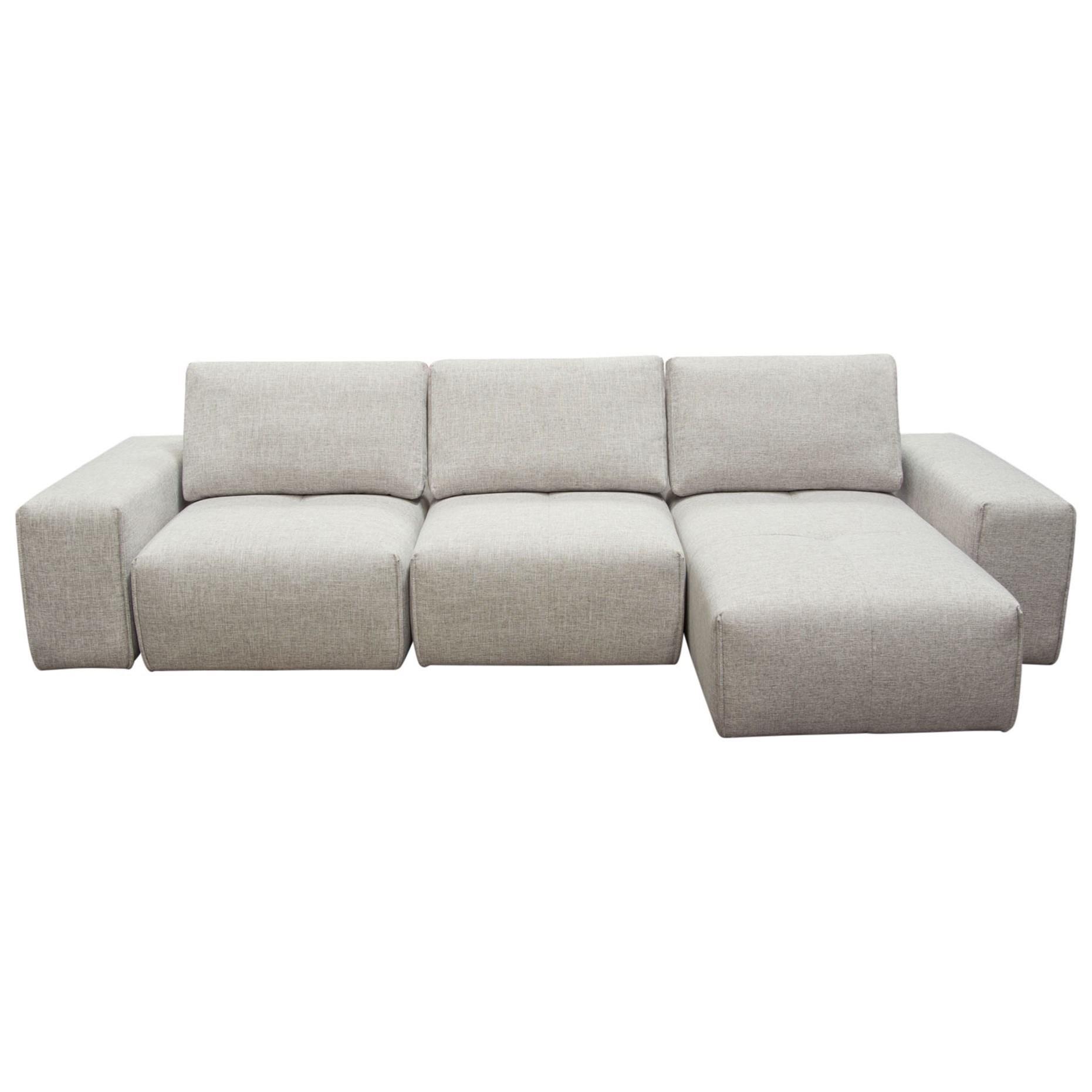 Jazz Sectional by Diamond Sofa at HomeWorld Furniture