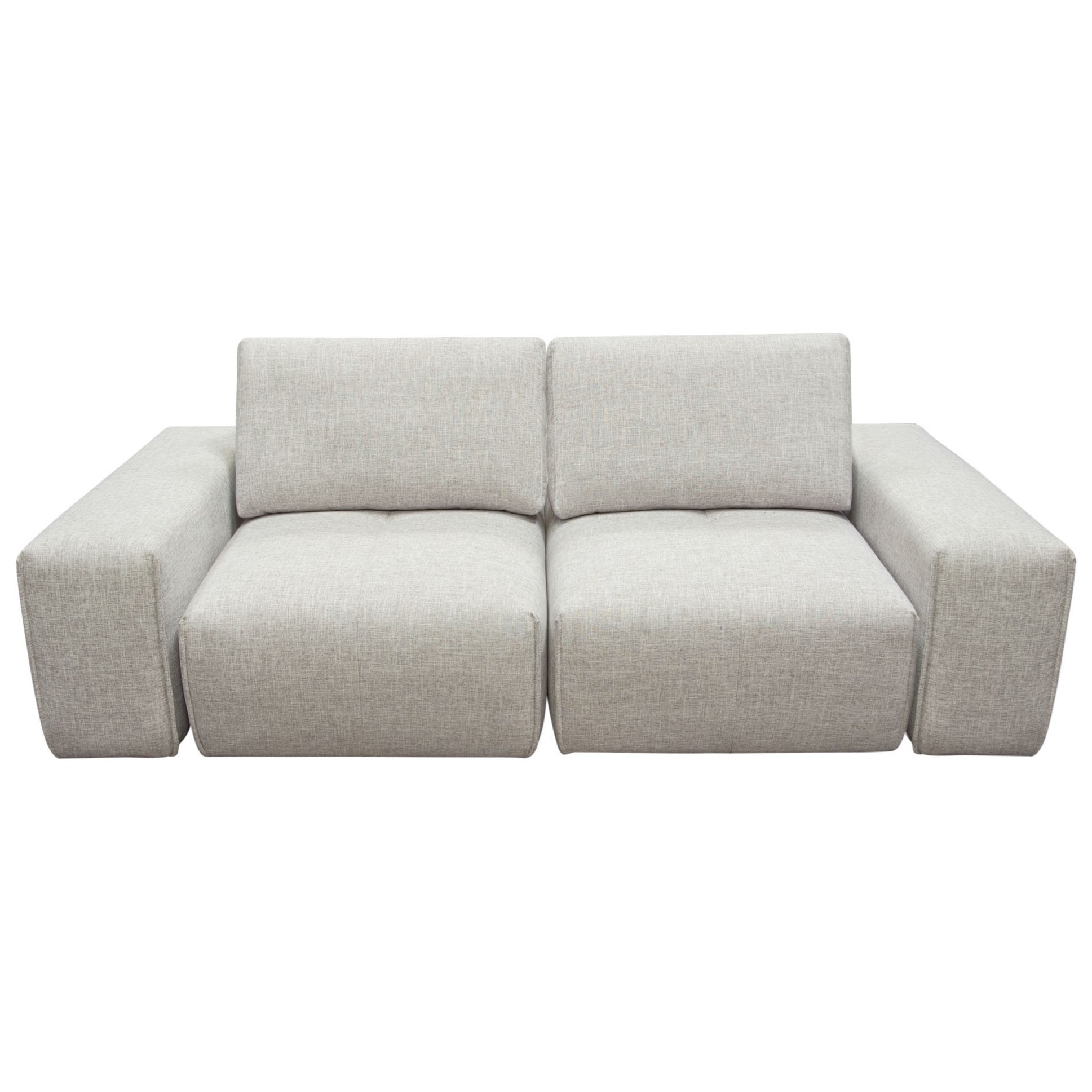 Jazz Loveseat by Diamond Sofa at HomeWorld Furniture