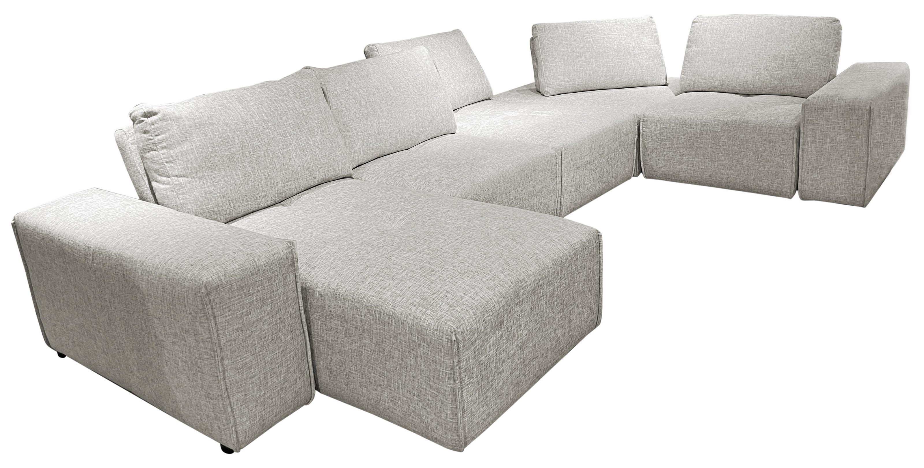 Jazz Sectional by Diamond Sofa at Red Knot