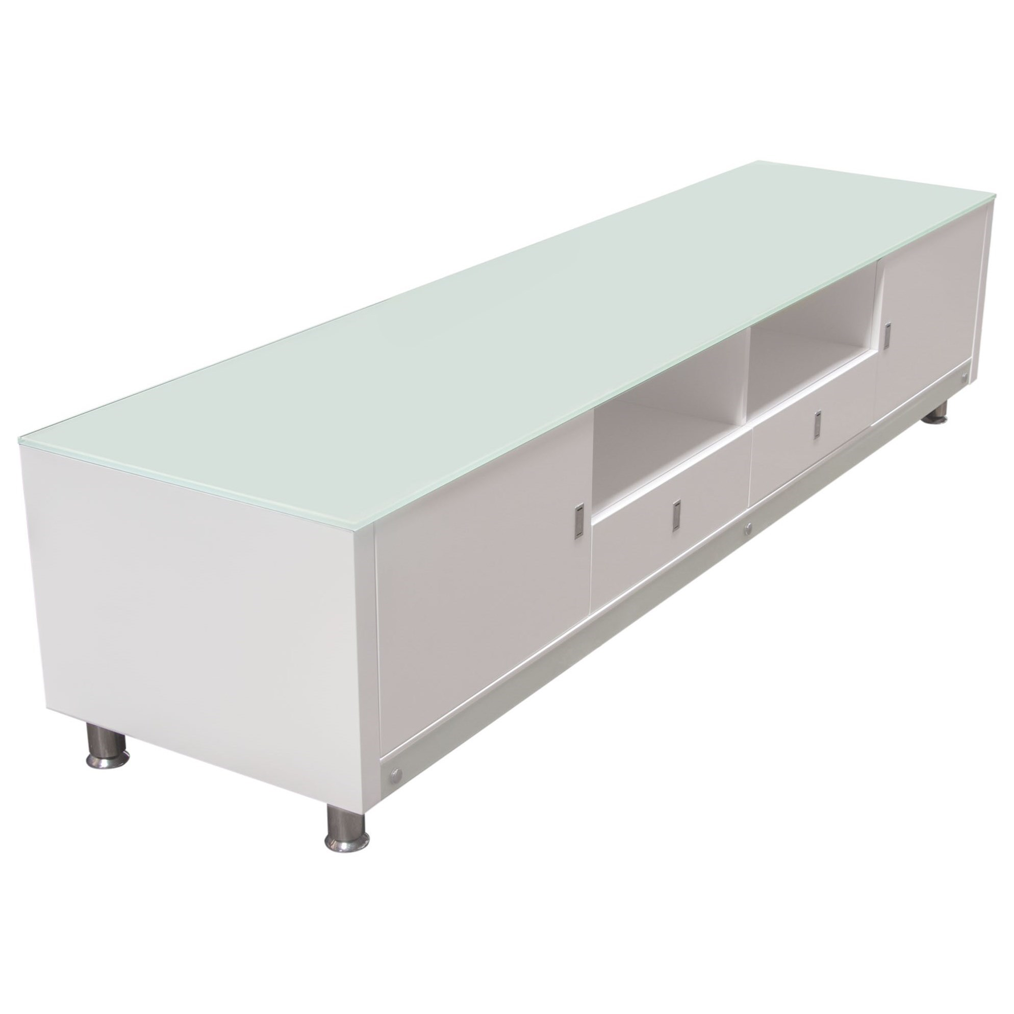 """K99 83"""" Entertainment Cabinet by Diamond Sofa at Red Knot"""