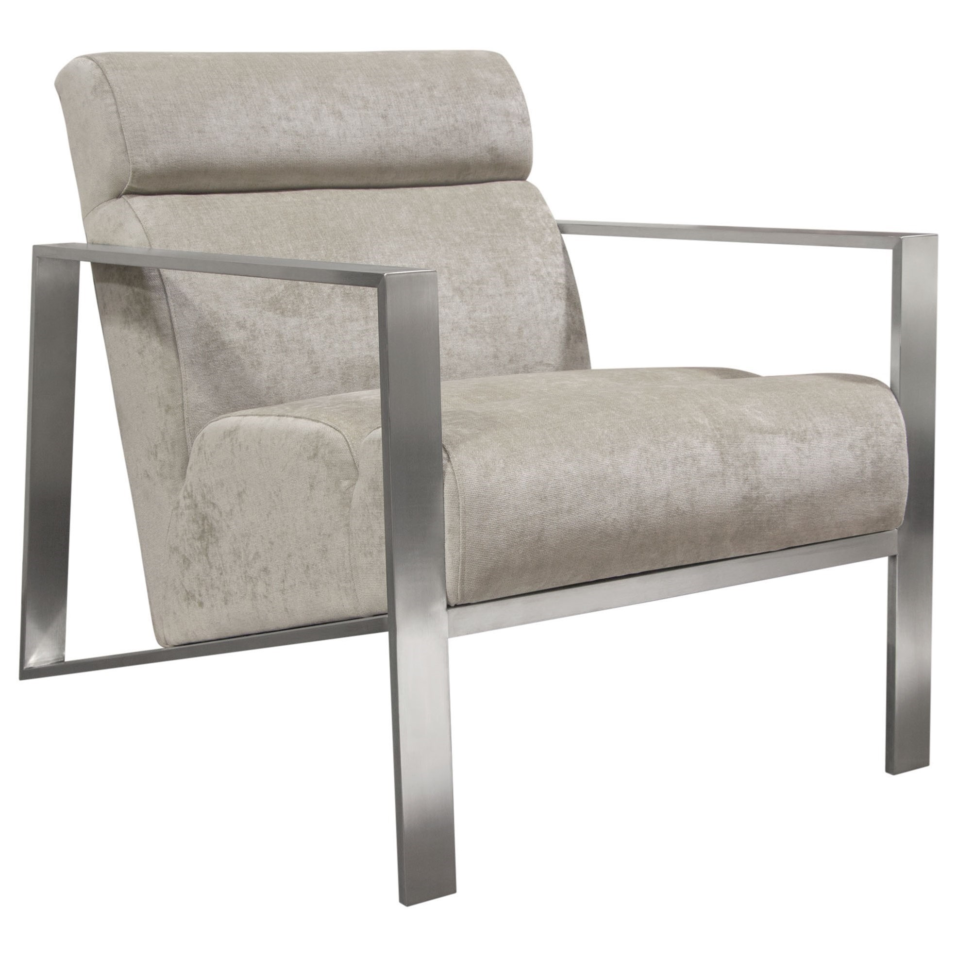 La Brea Accent Chair by Diamond Sofa at Red Knot