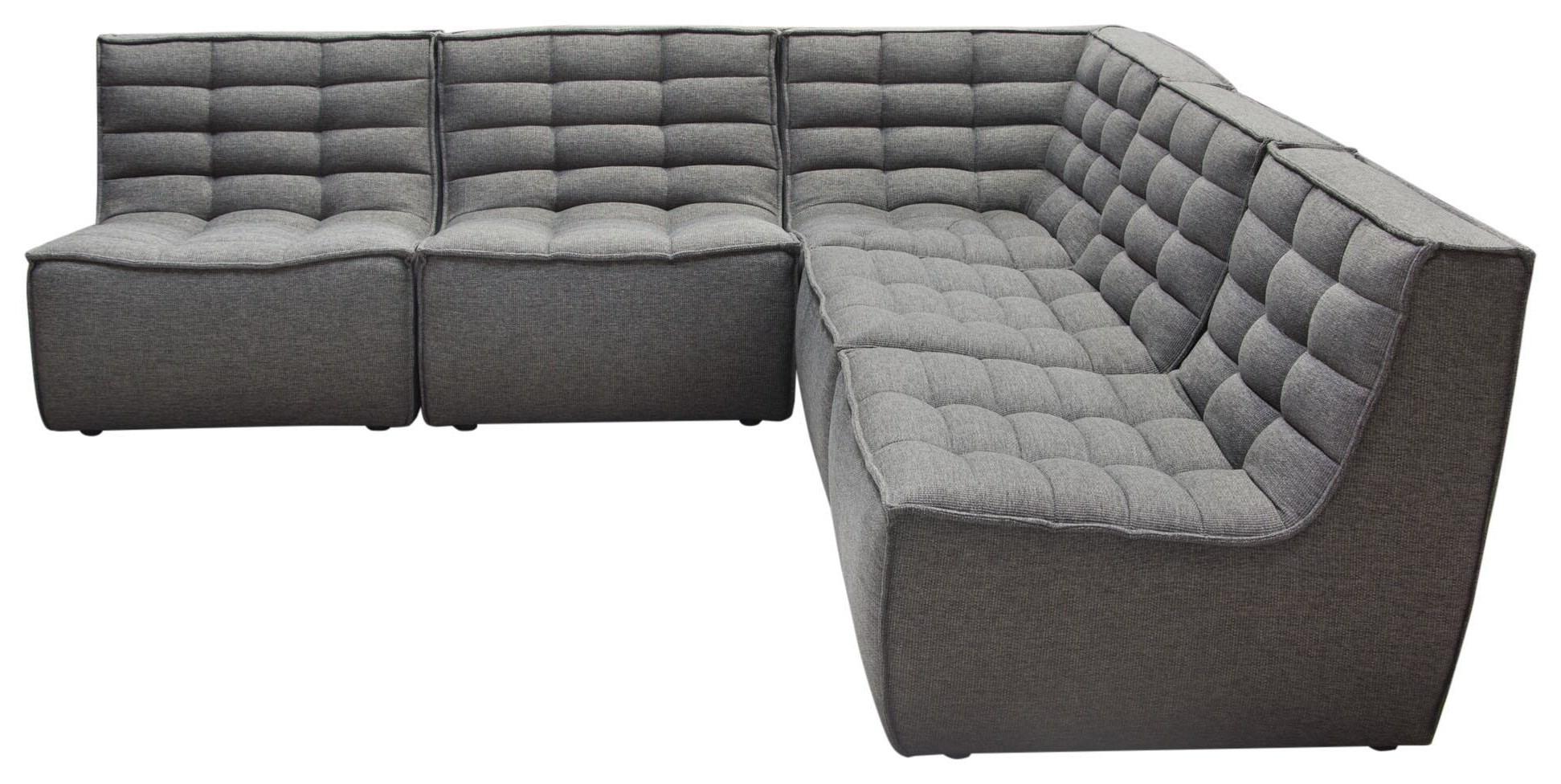 Marshall Sectional by Diamond Sofa at HomeWorld Furniture