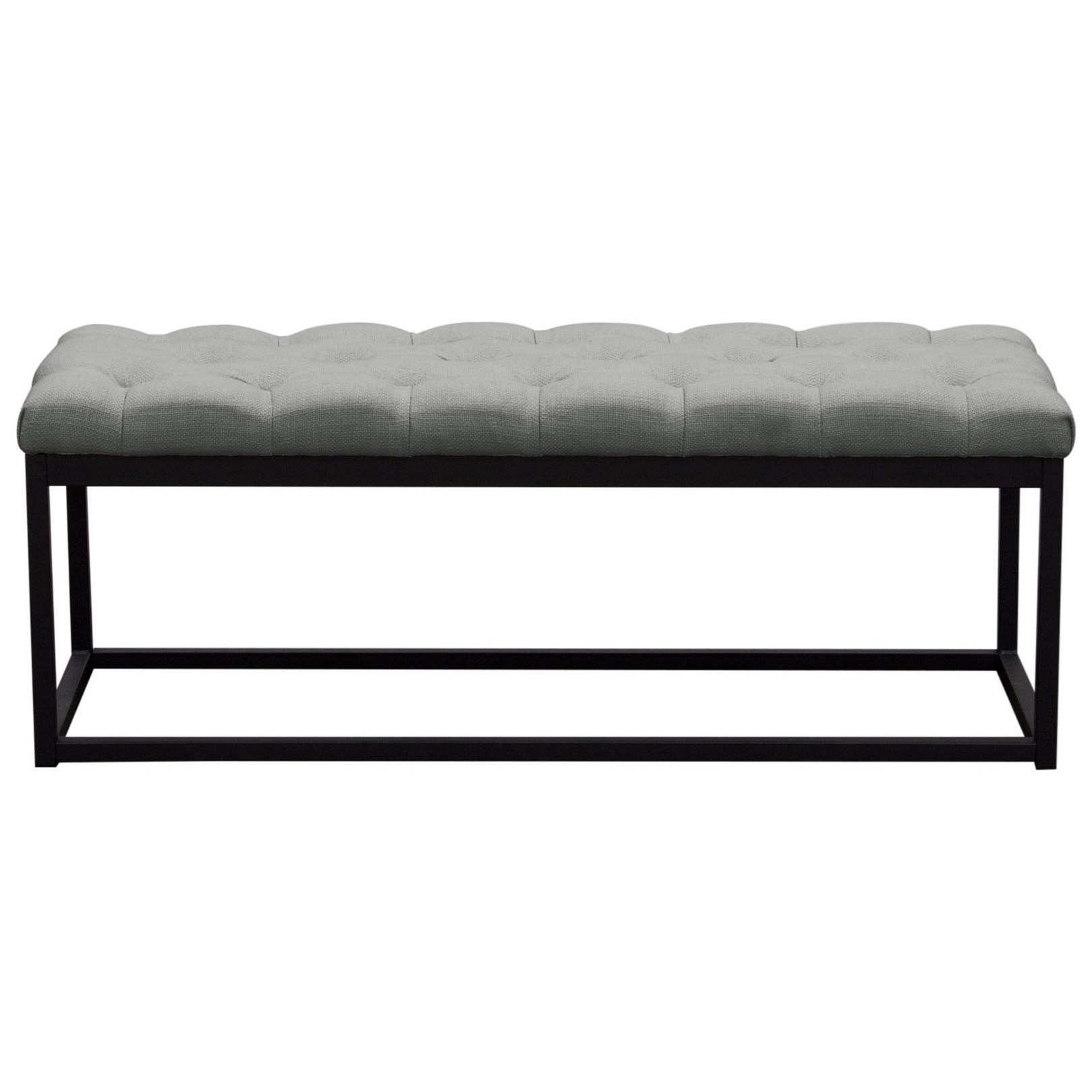 Mateo Bench by Diamond Sofa at Red Knot
