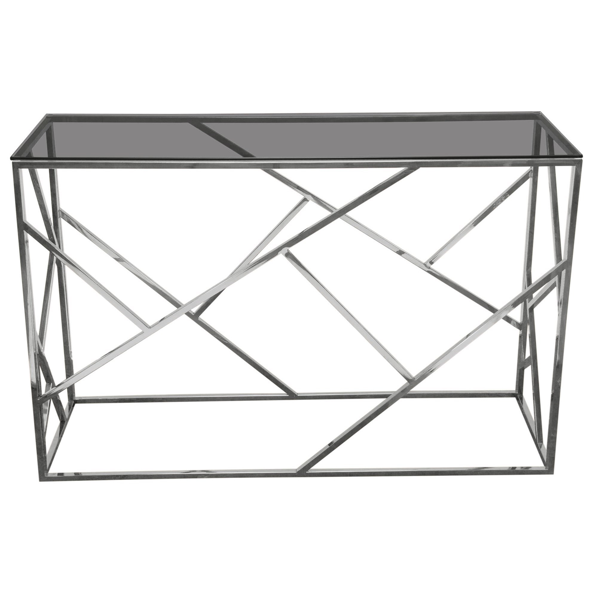 Nest Console Table by Diamond Sofa at Red Knot