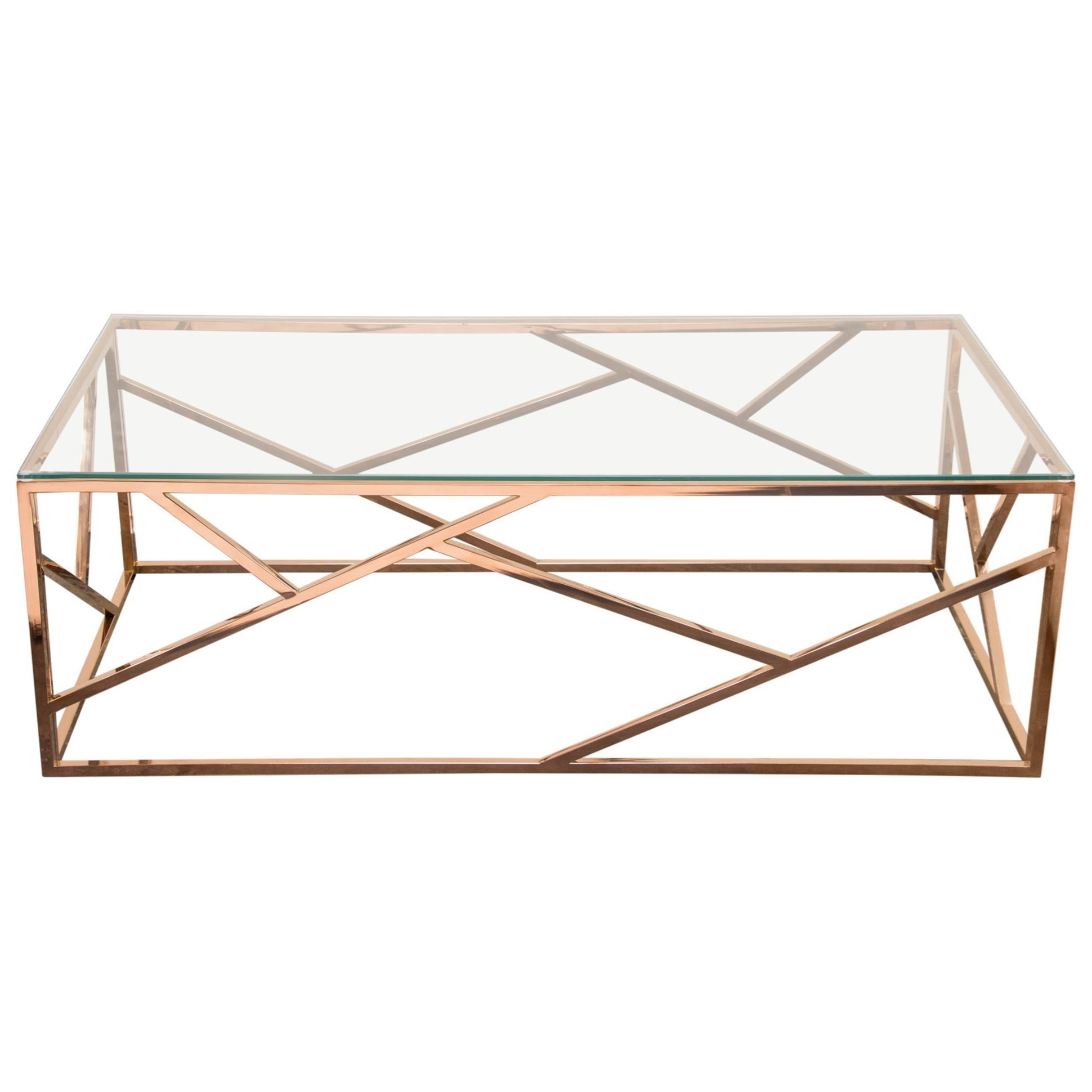 Nest Cocktail Table by Diamond Sofa at Red Knot