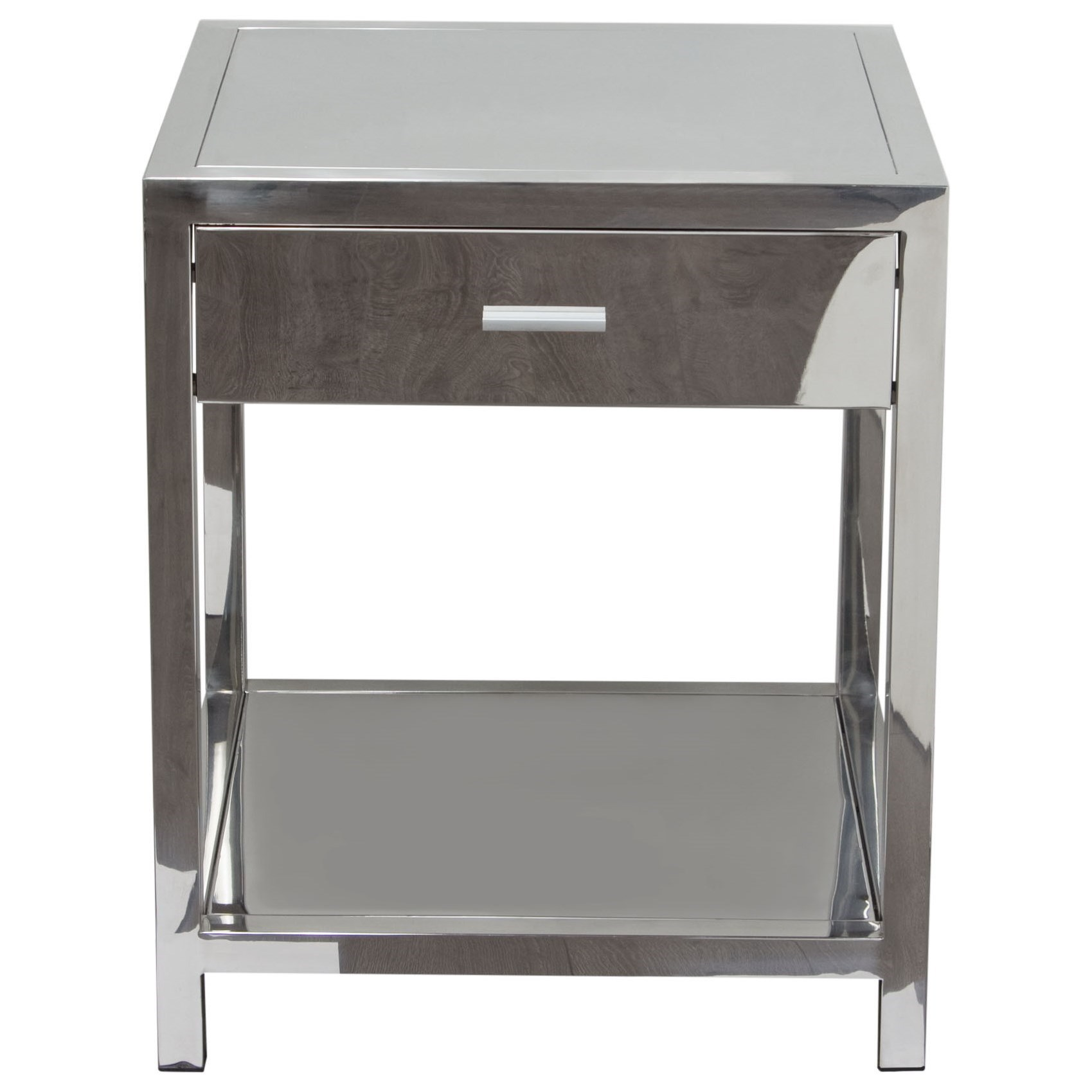 Occasional Accent Table by Diamond Sofa at Red Knot