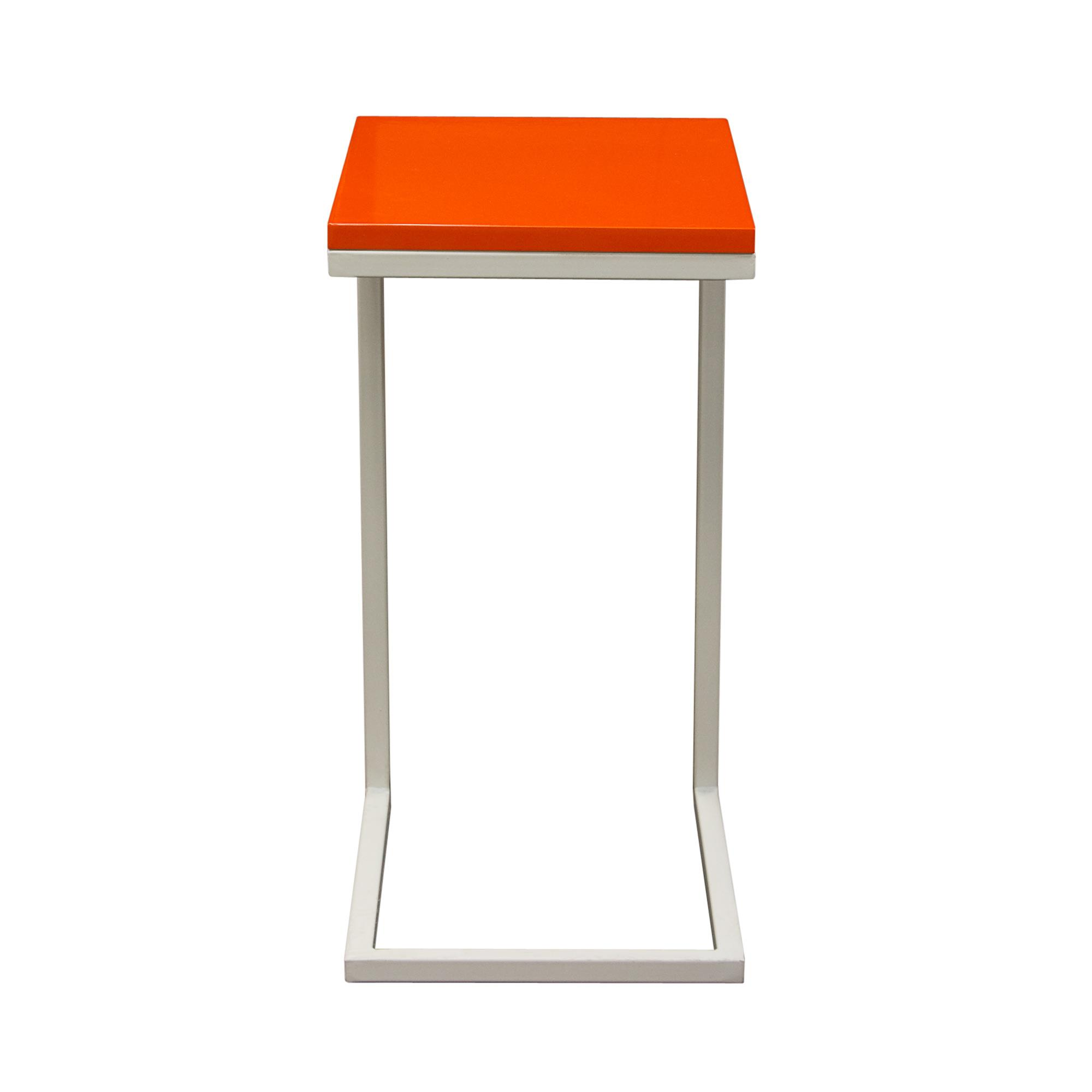 Occasional Edge Accent Table by Diamond Sofa at Red Knot