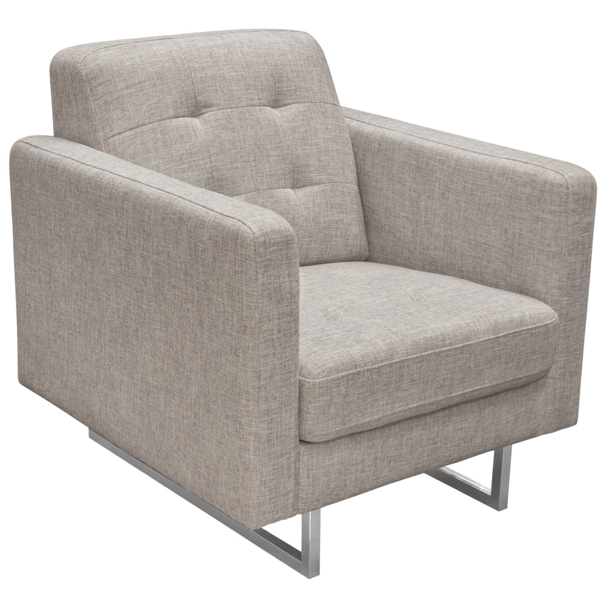 Opus Chair by Diamond Sofa at Red Knot