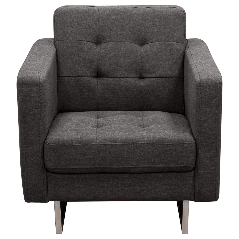 Opus Chair by Diamond Sofa at HomeWorld Furniture