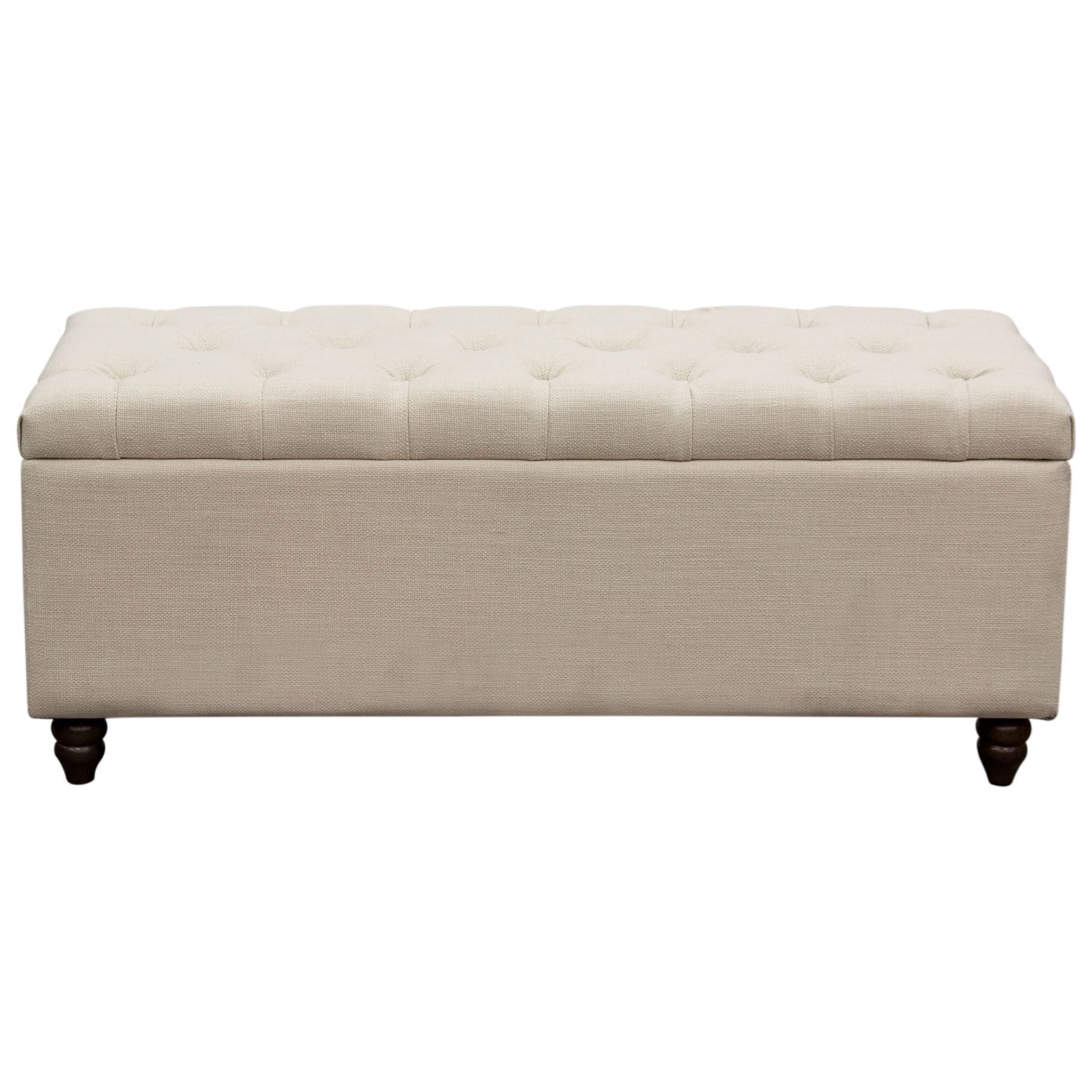 Park Ave Storage Trunk by Diamond Sofa at Red Knot