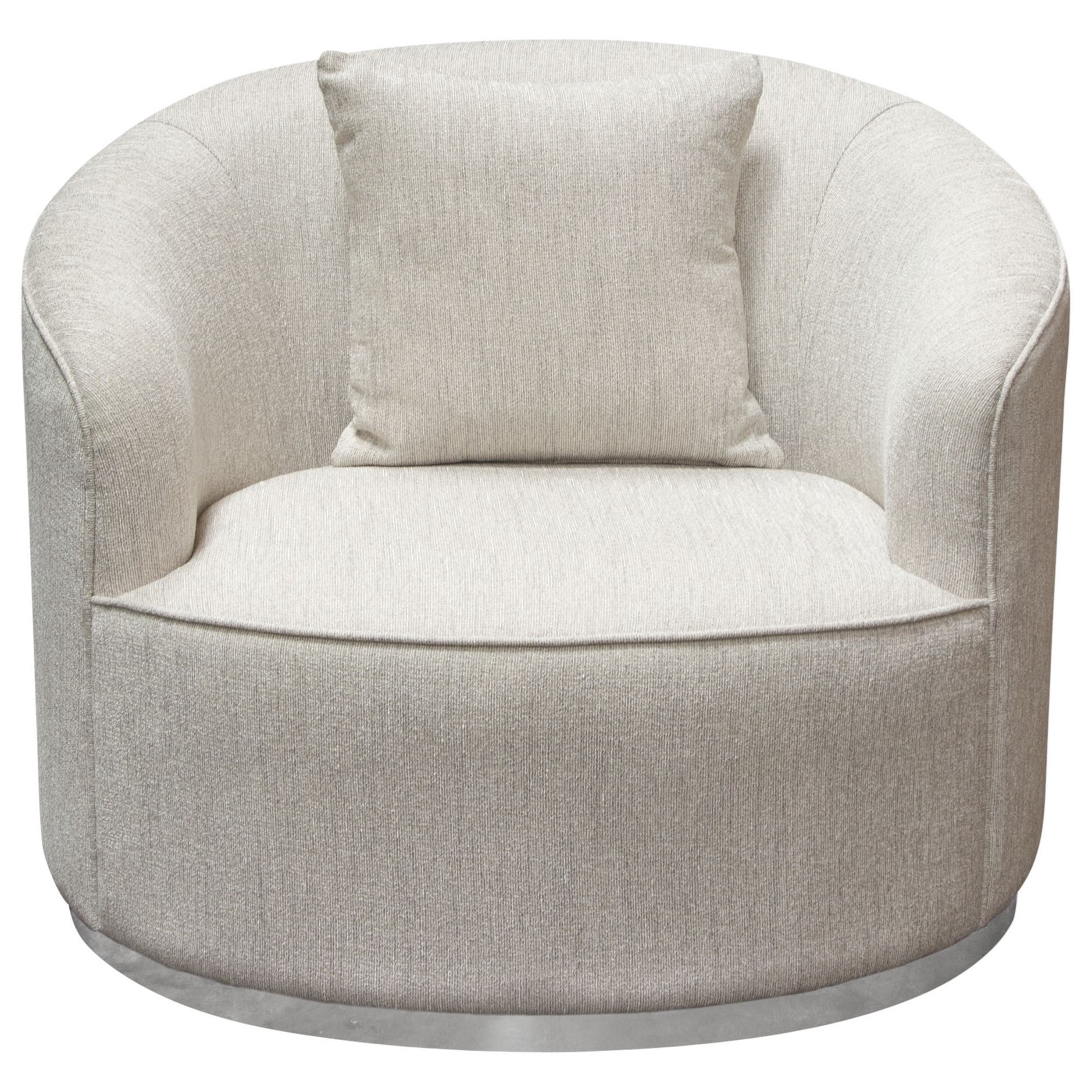 Raven Chair with Accent Trim by Diamond Sofa at Red Knot