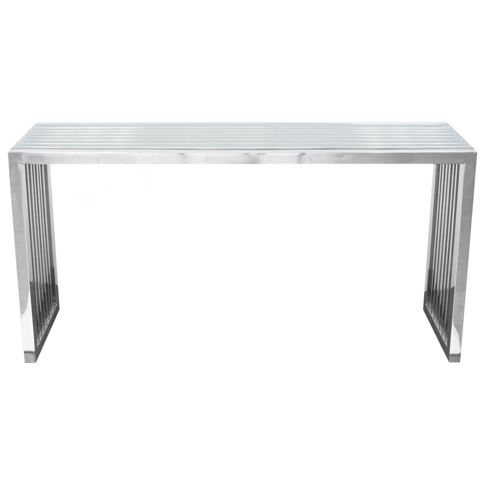 Soho Console Table by Diamond Sofa at Red Knot