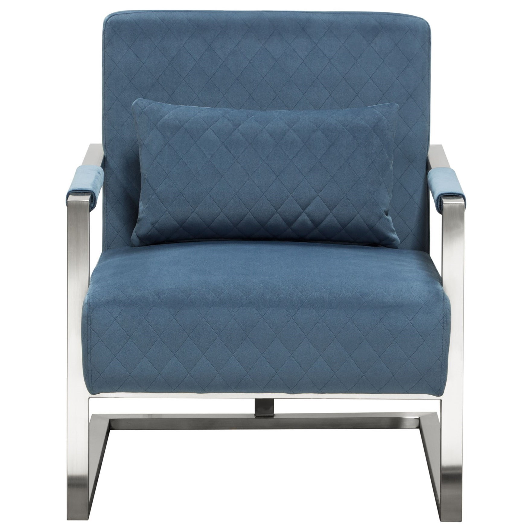 Studio Accent Chair by Diamond Sofa at Red Knot