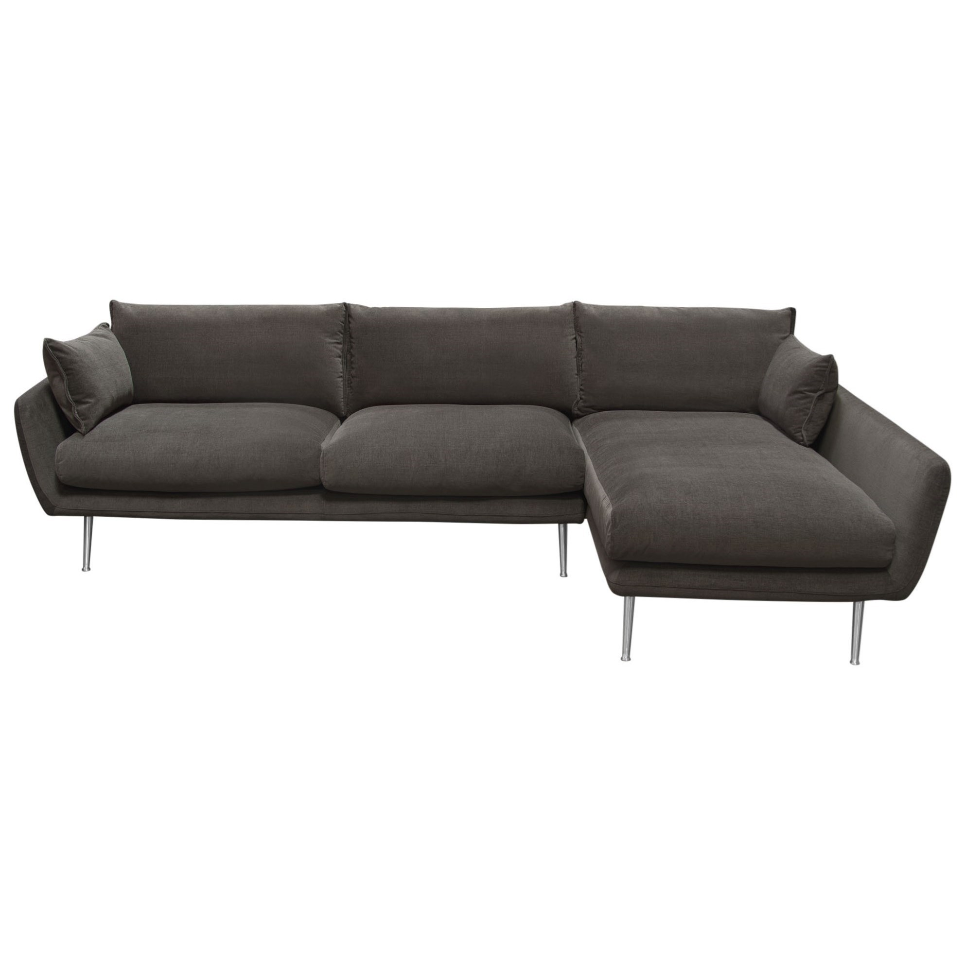 Vantage Sectional by Diamond Sofa at Red Knot
