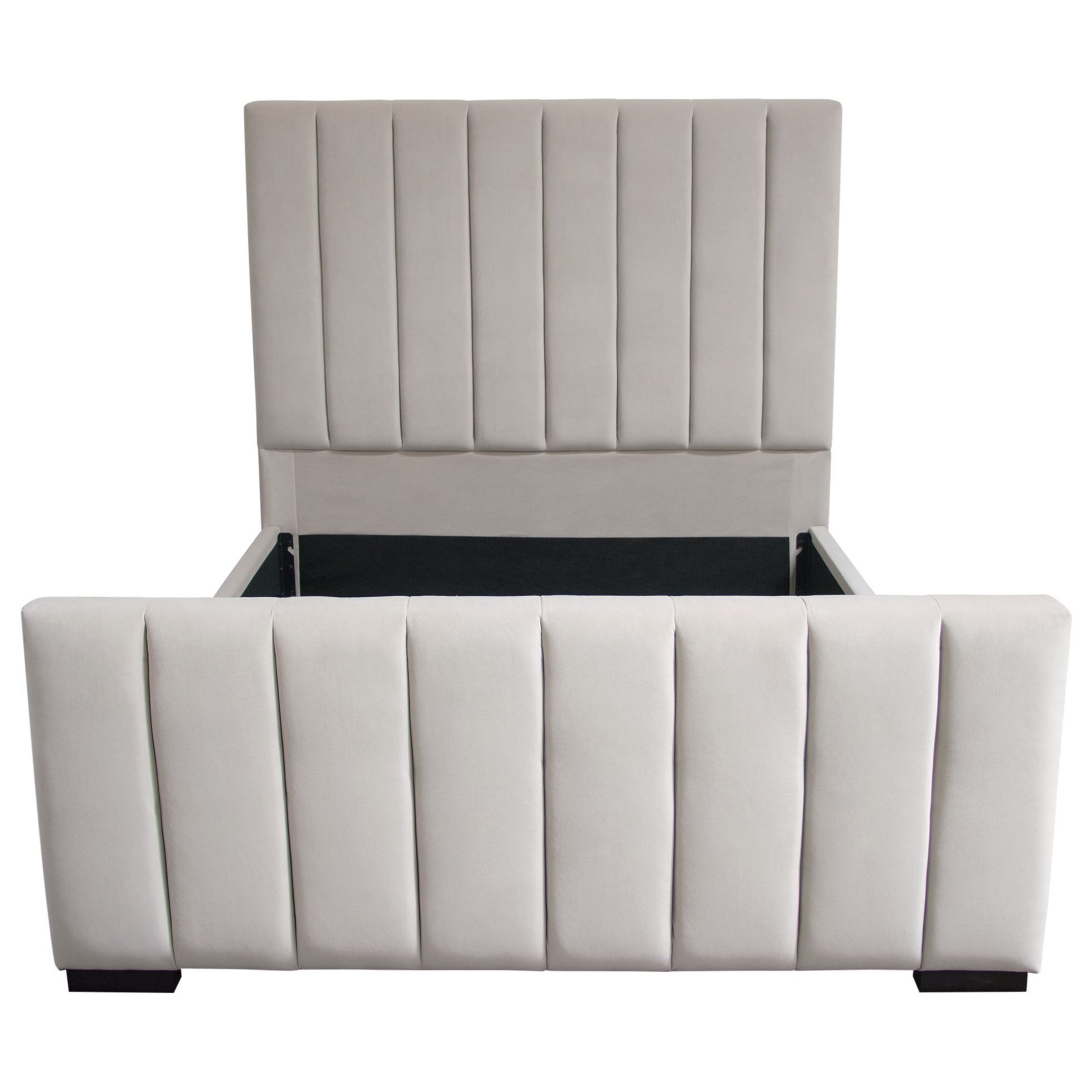 Venus Queen Bed  by Diamond Sofa at Red Knot
