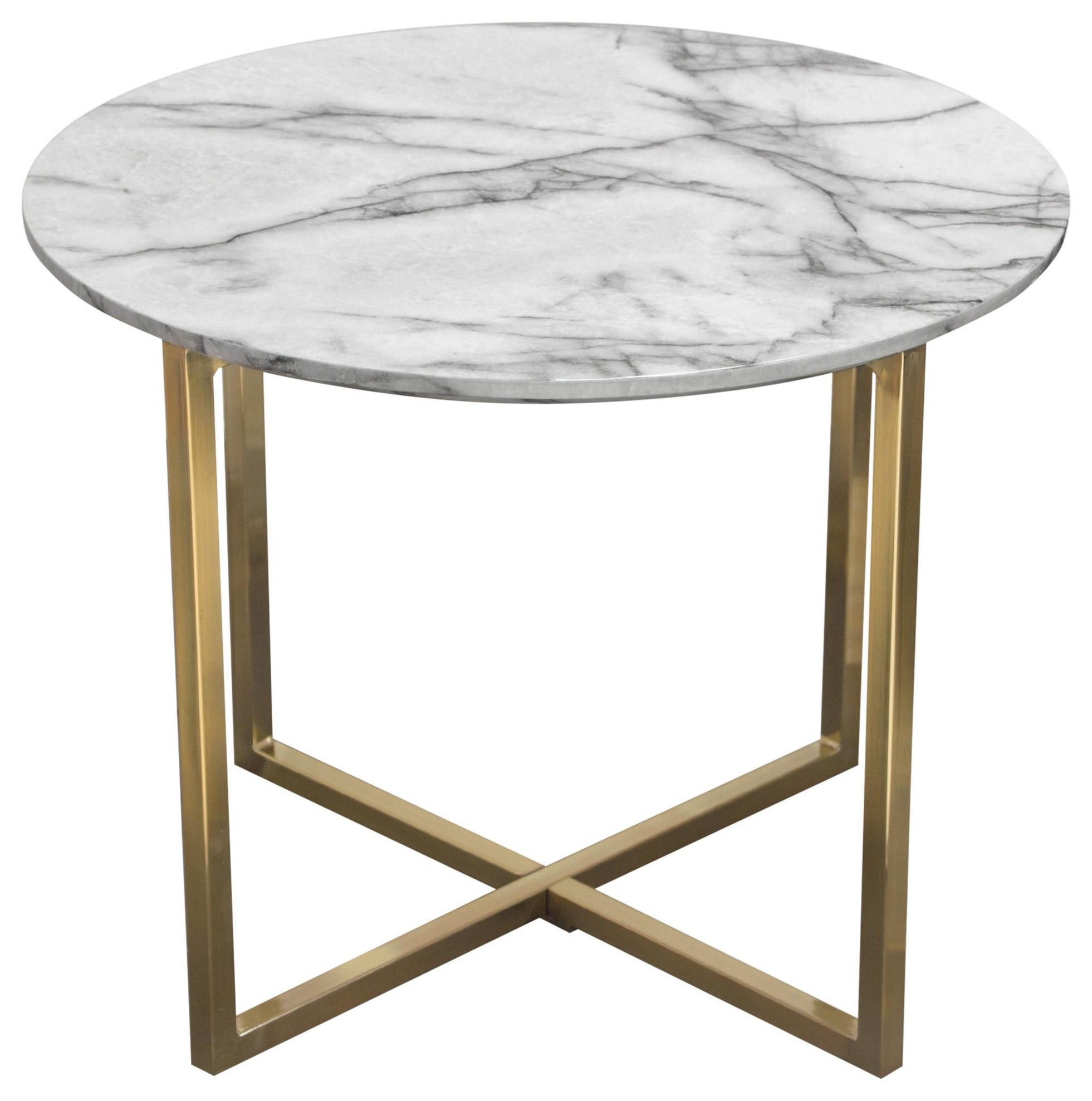 Vida End Table by Diamond Sofa at Red Knot