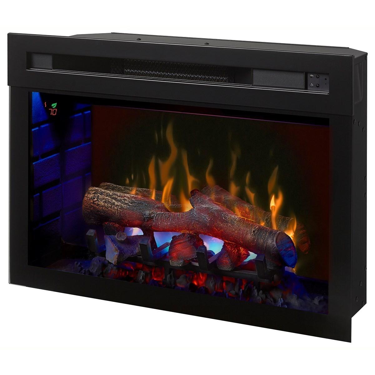 Henderson Dimplex 25 Inch Multi-Fire XD Electric Firebox by Dimplex at Darvin Furniture