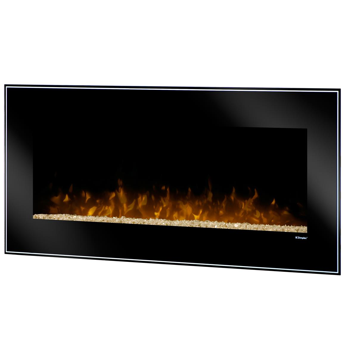 Wall Mount Fireplaces Dusk by Dimplex at Jordan's Home Furnishings