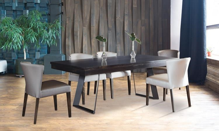 Denali Dining Tables Dinec Dining Table by Dinec at Upper Room Home Furnishings